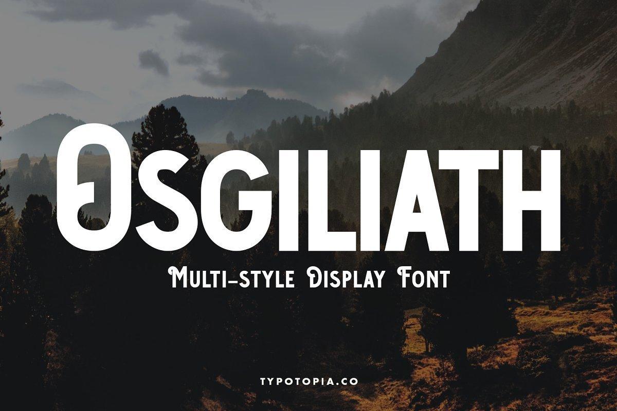 Osgiliath-Font