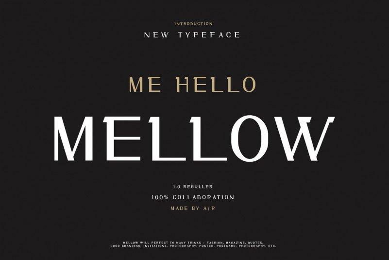 me-hello-mellow-modern-font-66