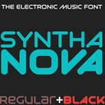 Syntha Nova Display Font