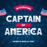 Captain of America Font