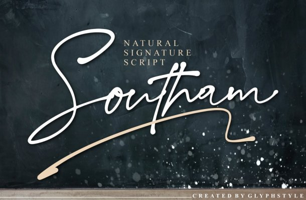 Southam Font