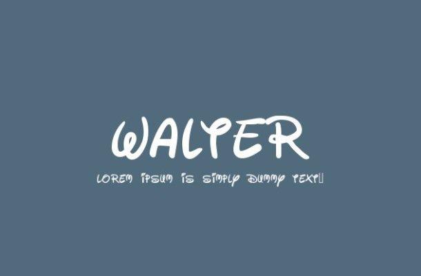 Walter Font