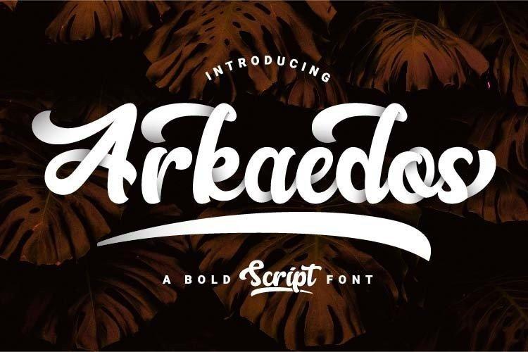 arkaedos-font-4