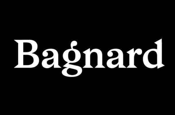 Bagnard Font