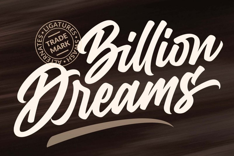billion-dreams-script-font-66
