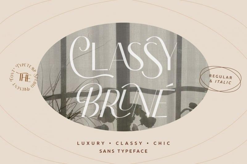 Classy-Brune-Font-4
