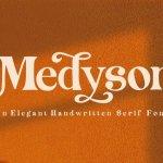 Medyson Font