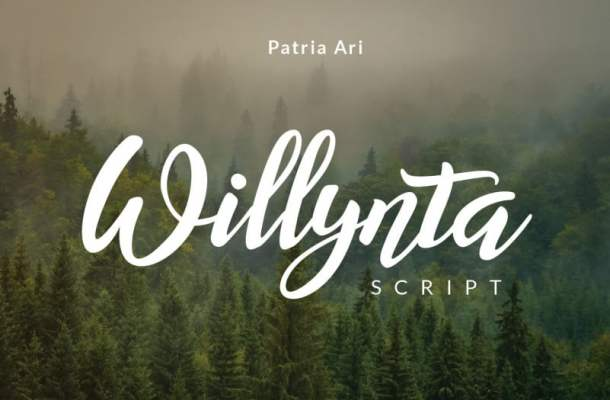Willynta Font