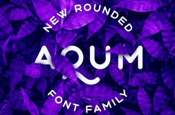 Aqum Font