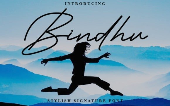 Bindhu Font