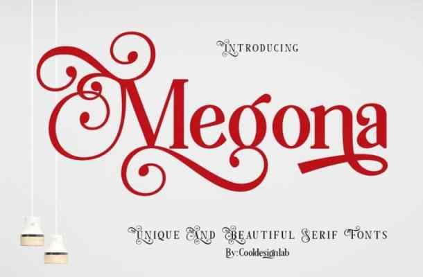 Megona Font