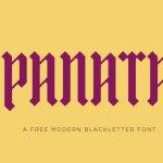 Panata Font