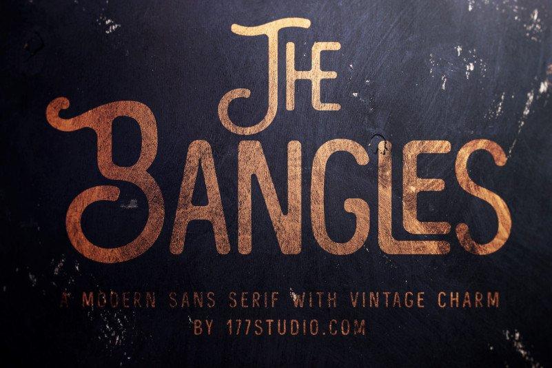 the-bangles-font-11