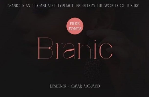 Branic Font