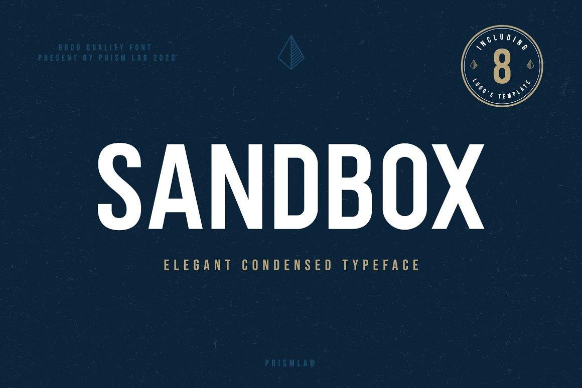 Sandbox-Font