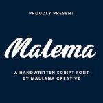 Malema Font