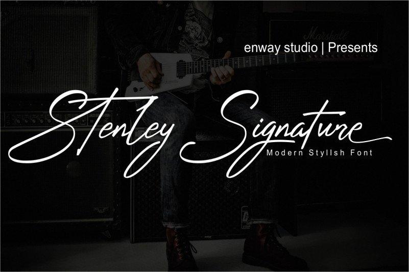 stenley Font