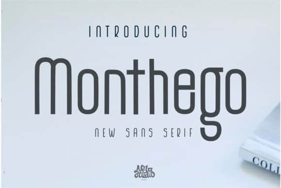 the-monthego-font