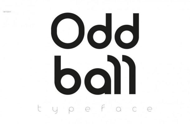 Oddball Font