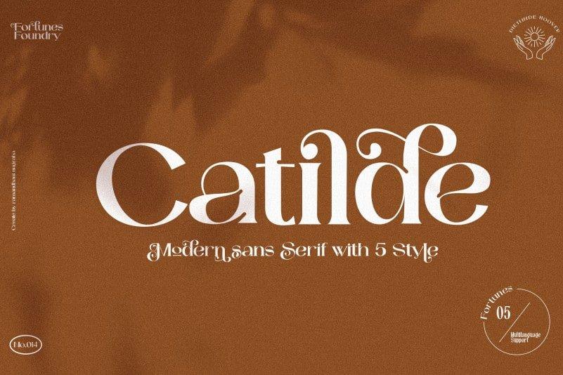 catilde-font