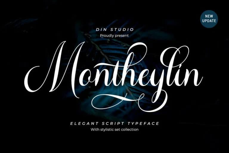 montheylin-font