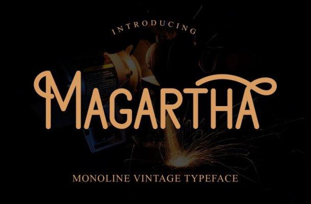 Magartha Font