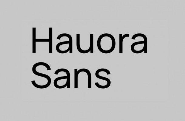 Hauora Font Family