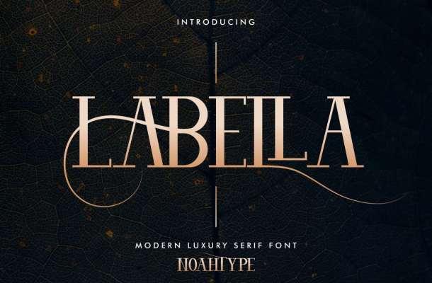 Labella Font