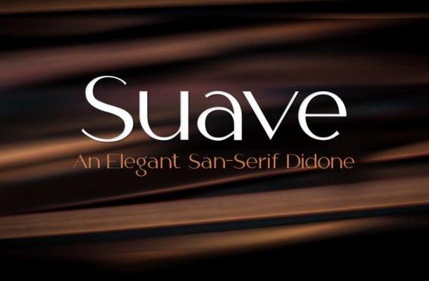 Suave Font