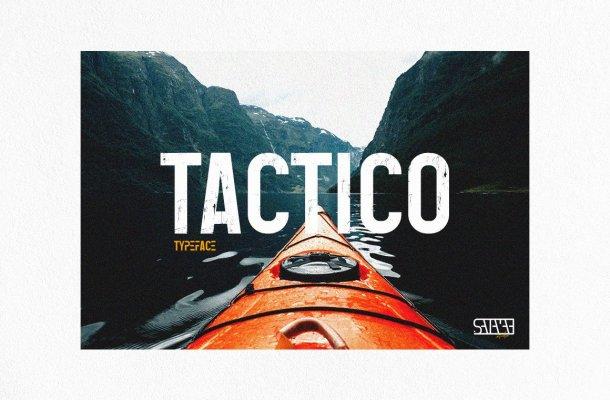 Tactico Font