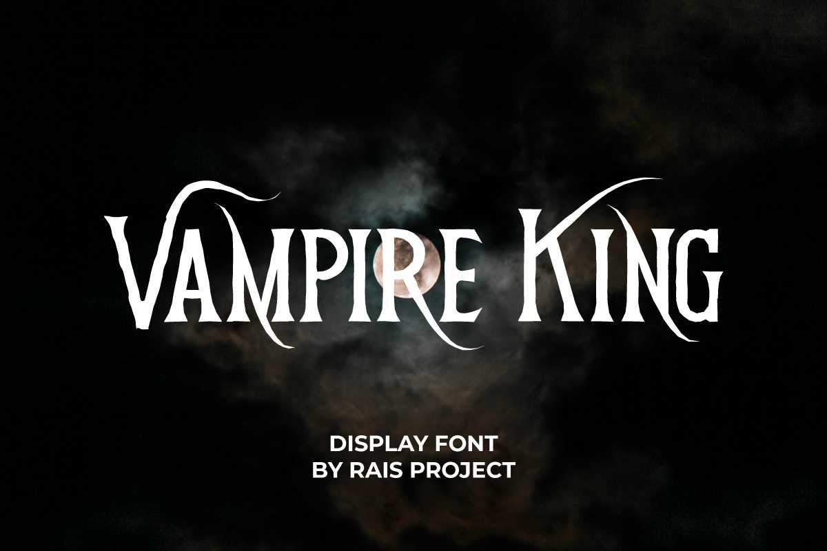 Vampire-King-font