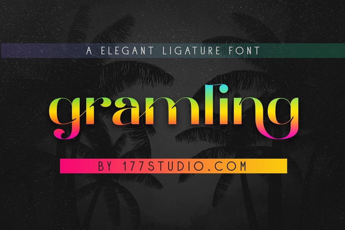 gramling-font