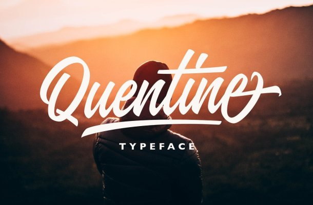 Quentine Font