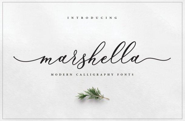 Marshella Font