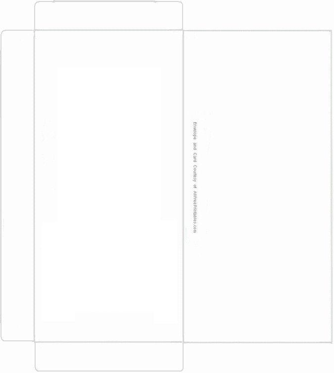 Free Printable Money Card For Christmas Poinsettia