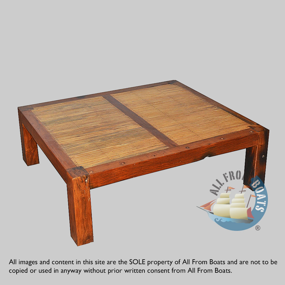 bali total stock kt88584 bamboo coffee table