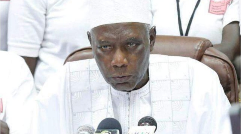 Image result for gambia doctor