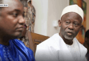 GAMBIA: FATHER-SON FEUD: Darboe Responds to 'Disrespectful' Barrow
