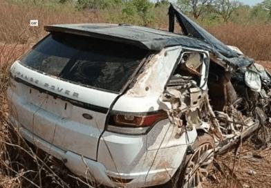 Gambia: Car crash kills 2 in URR