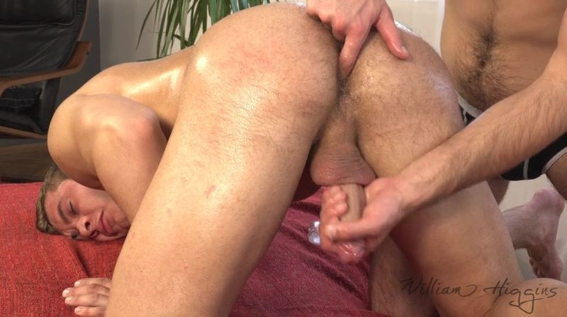 Handsome Student Gets Anus MASSAGE 02