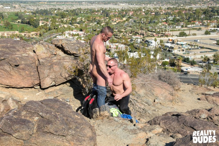 Muscle Hunks Get Dirty Outdoor 02