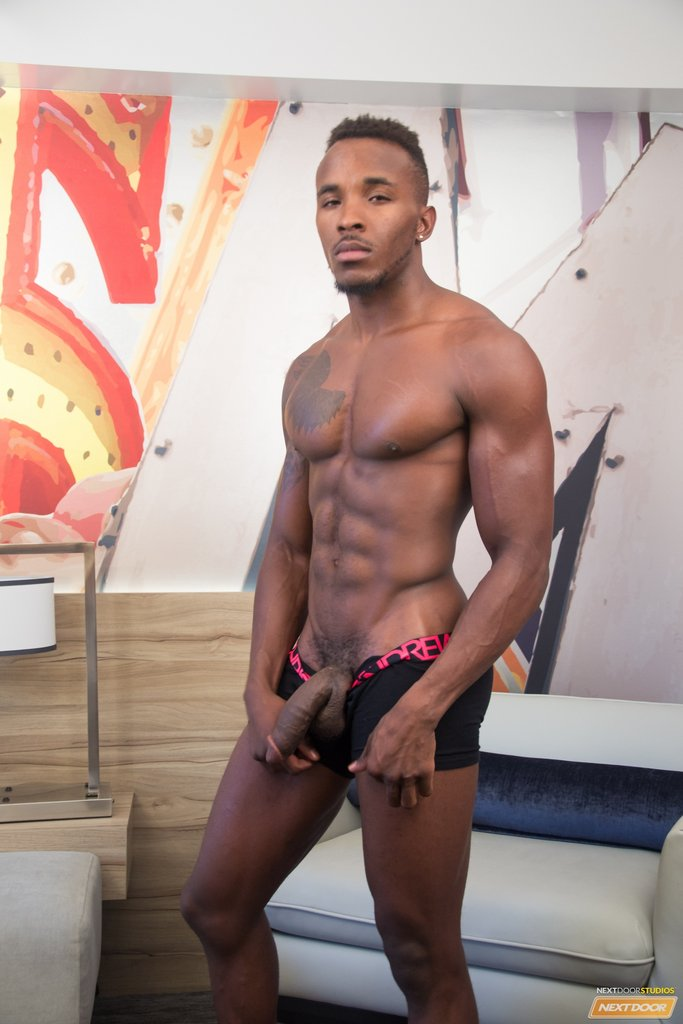 Ripped Stud Takes Big Black Toys 02
