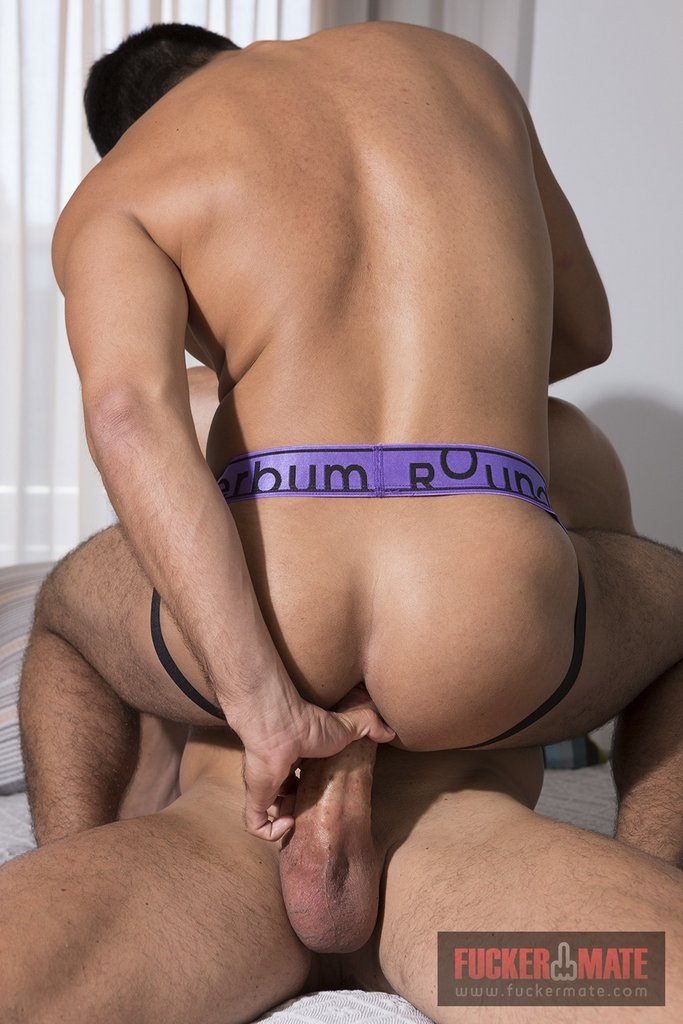 Hung Muscled Stud Barebacks Young Mexican 05