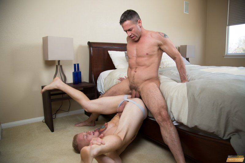 Dean Phoenix Fucks Leo Luckett Raw 02