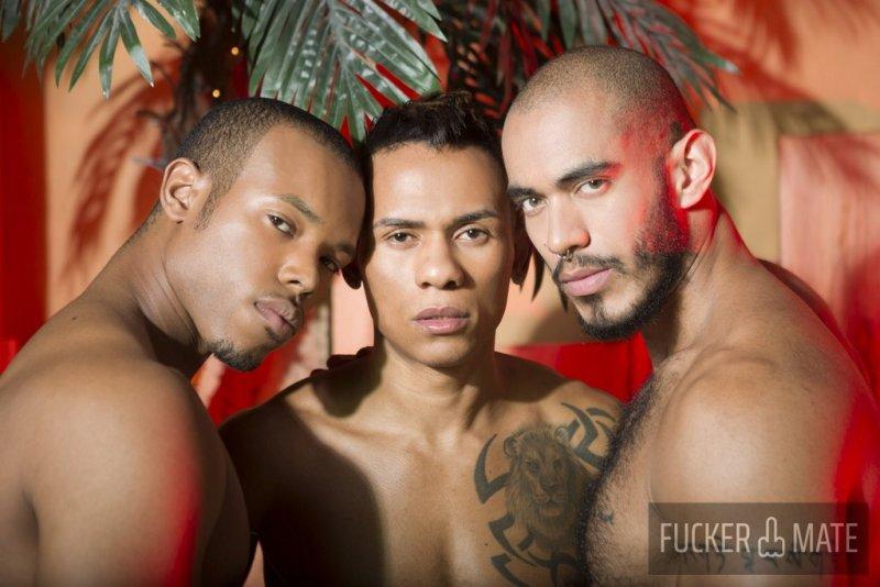 Raw Latino Threesome 03
