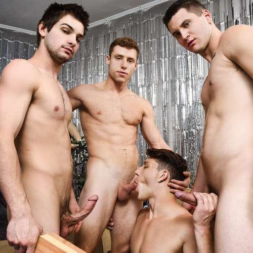 paul canon in naked frat house
