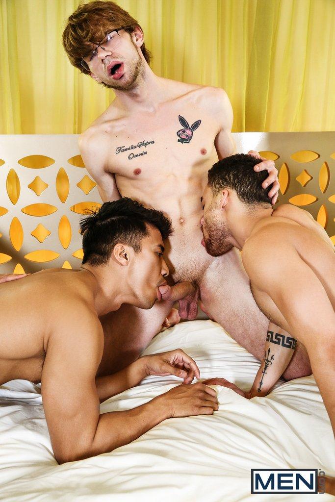 Five Horny Guys Fuck Hard 02