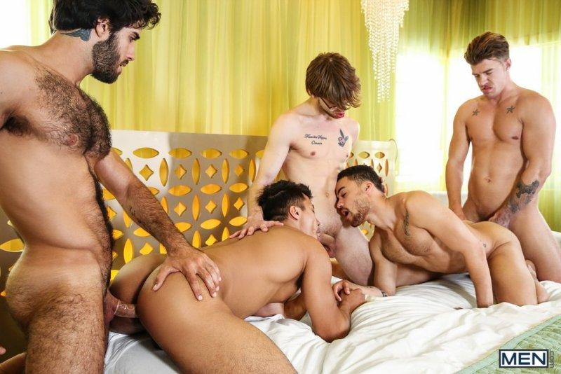 Five Horny Guys Fuck Hard 03