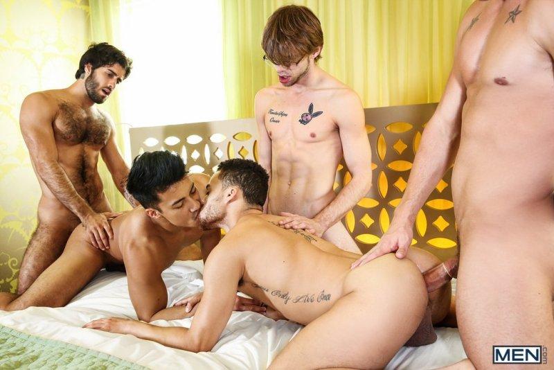 Five Horny Guys Fuck Hard 04