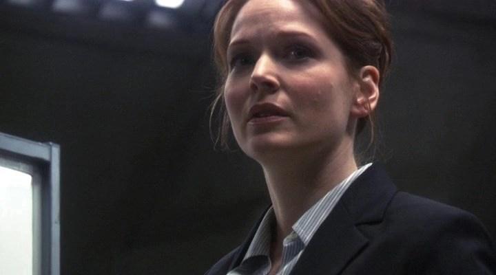 Court scene in Battlestar Galactica